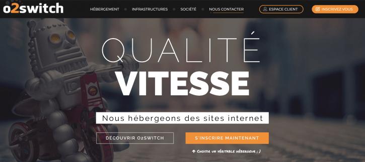 o2switch, un hébergeur web français avec des serveurs de qualité