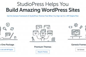 StudioPress: mon avis sur cet éditeur de thèmes WordPress
