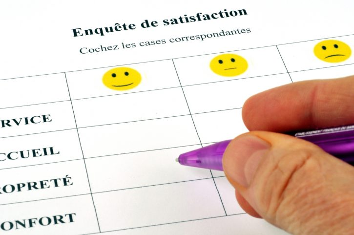 personnaliser le questionnaire des feedbacks